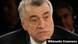 Azerbaijani Energy Minister Natiq Aliyev (1947-2017)