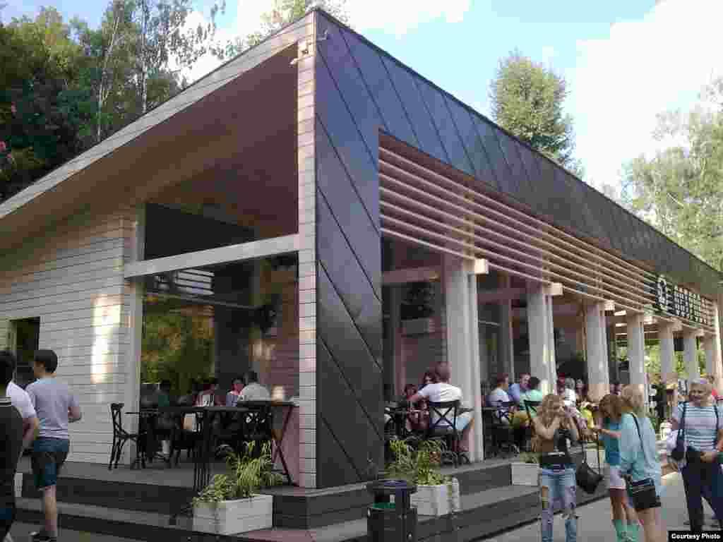Новый ресторан