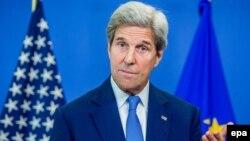 Госсекретарь США Джон Керри (архив)