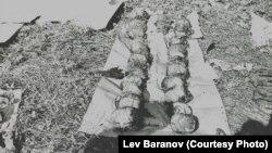 Раскопки на полигоне НКВД в Екатеринбурге