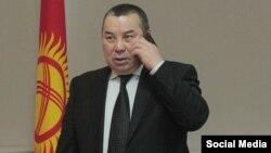 Балбак Тулобаев.