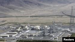 Арак - Натанц капацитети во Иран
