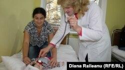 La Spitalul din Rezina