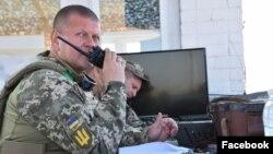 Валерій Залужний, генерал-лейтенант, головнокомандувач Збройних сил України