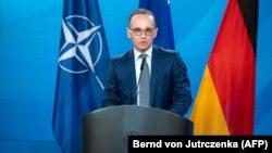 Хайко Маас, министр иностранных дел Германии