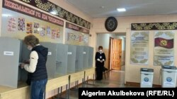 Бишкек. 11-апрель, 2021-жыл.