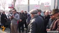 Դատարանը մերժեց Գևորգ Սաֆարյանին գրավի դիմաց ազատ արձակելու միջնորդությունը