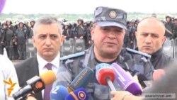 Ոստիկանապետը «օֆշորային» սկանդալի, Գորիսի դեպքերի մասին