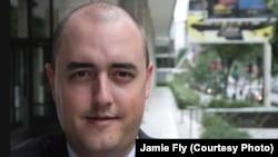 Джейми Флай, с 1 августа – президент «Радио Свободная Европа / Радио Свобода».