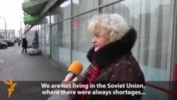 Vox Pops: Muscovites On Return Of Exclusive Stores For Foreigners