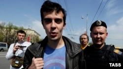 Роман Доброхотов, 29 апреля 2012