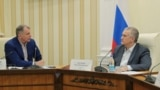 Володимир Константинов і Сергій Аксенов