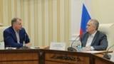 Владимир Константинов и Сергей Аксенов