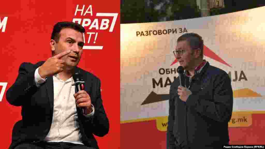 МАКЕДОНИЈА - Портпаролот на ВМРО-ДПМНЕ, Наум Стоилковски, изјави дека лидерот на ВМРО-ДПМНЕ, Христијан Мицкоски го отуѓил уделот и повеќе не е сопственик на компанија и дека тоа треба да го стори и Зоран Заев.