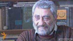 Գրողն ու իր իրականությունը. Վահագն Գրիգորյան