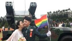 Për herë të parë në Tajvan martohen çiftet e gjinisë së njëjtë