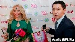 Ләйсән Гимаева һәм Булат Бәйрәмов