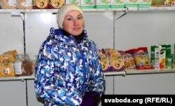 Марына Данілава, якая спадзяецца напалохаць ваўкоў пэтардамі