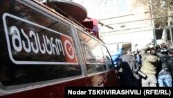 Генеральная инспекция МВД Грузии изучит заявление журналиста телеканала «Маэстро». В случае если факт правонарушения подтвердится, МВД готово отреагировать и принять соответствующие меры