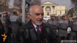 У Вірменії протестували проти вступу до Митного союзу