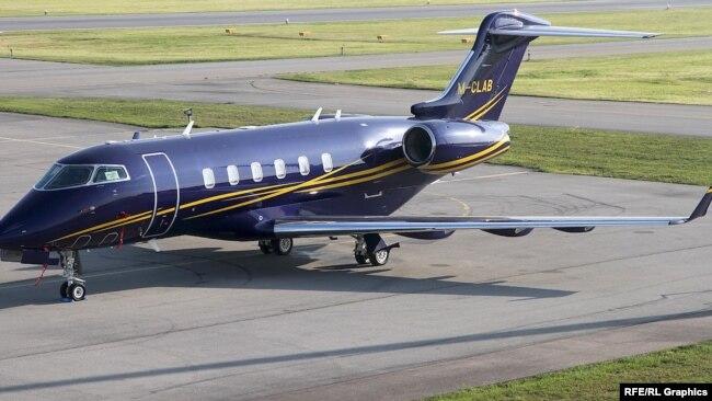 Уже через 15 хвилин після цього приватний літак, яким користується харківський підприємець, злетів