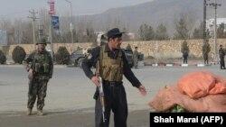 Кабул.