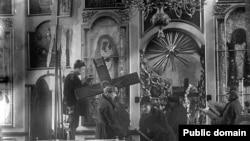 Конфискация церковной собственности, 1922 год