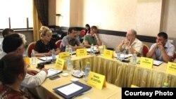 Конференция правозащитных организаций. Алматы, 3 августа 2015 года.