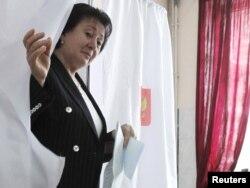 Is Alla Dzhioyeva set to take over?