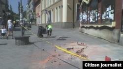 Zemljotres u Zenici