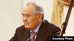 Минтимер Шәймиев Дәүләт Шурасы утырышында, 14 октяберь 2008 ел