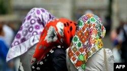 Žene turskog porijekla uNjemačkoj