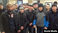 Орусиядагы кыргыз мигранттары.
