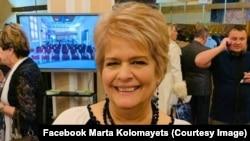 Марта Коломиєць, директорка програм імені Фулбрайта в Україні