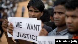 Сполучені Штати заявили, що дії влади М'янми щодо мусульманської меншини рохінджа в північному штаті Ракхайн є «етнічною чисткою»
