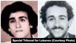 تصویری که دادگاه ویژه لبنان در لاهه در زمان رسیدگی به اتهامهای مربوط به ترور رفیق حریری منتشر کرده بود