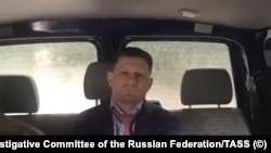 Сергей Фургал баъди боздошт