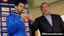 Фотография с официального сайта ФФА