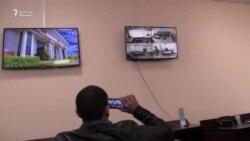Матаев выступает в суде