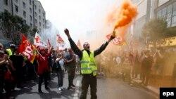 Štrajkovi u Francuskoj, Marsej, maj 2016.