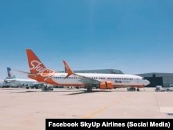 SkyUp офіційно розпочав польоти навесні 2018-го