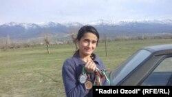 Ороста Раҳматова