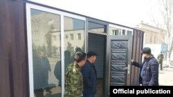 Buxoroda kambag'allar uchun yasalayotgan konteyner uylar - 3 - mart, 2021
