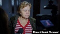 Жанна Пцічкіна, Архіўнае фота