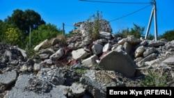 Байдарська долина: зона звалищ (фотогалерея)