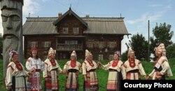 Вепсы - жители Шелтозера