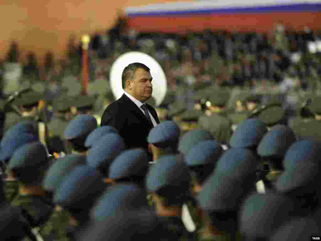 آناتولی سردیوکوف، وزیر دفاع فدراسیون روسیه