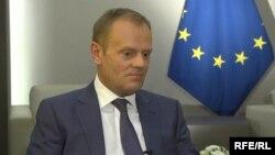 Еуропа кеңесінің президенті Дональд Туск.