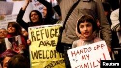 Protesti koji se održavaju širom SAD uključuju i aerodrom LAX u Los Angelesu