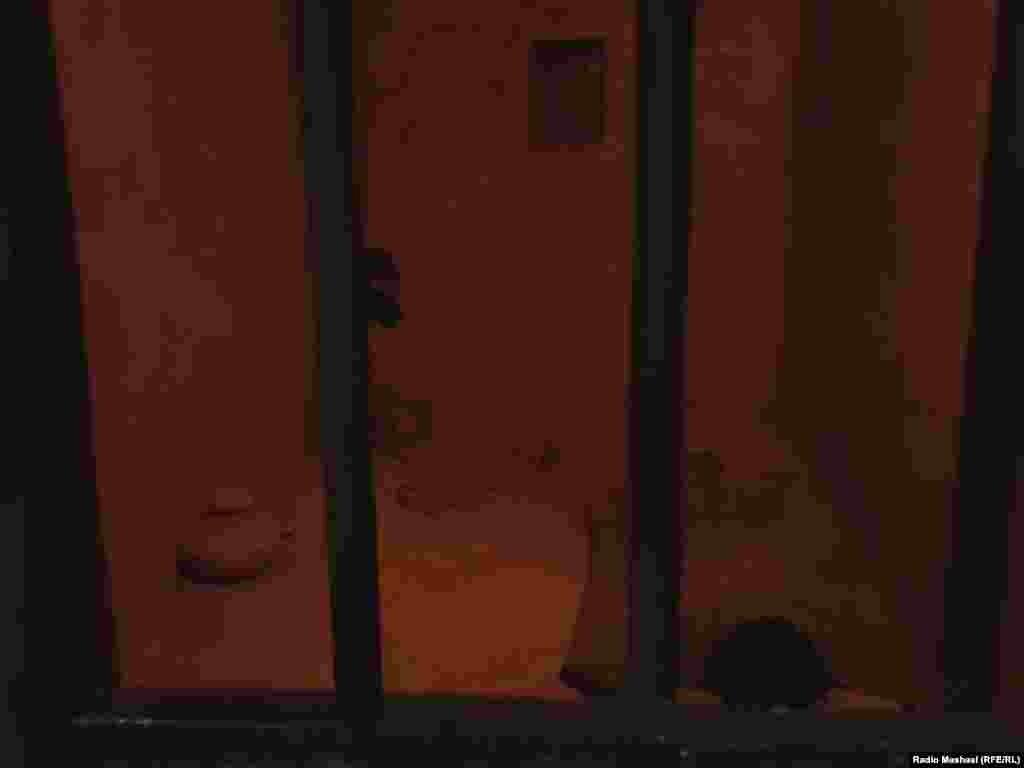 پيښور: بالاحصار کلا کې دننه د يو زنداني خونه